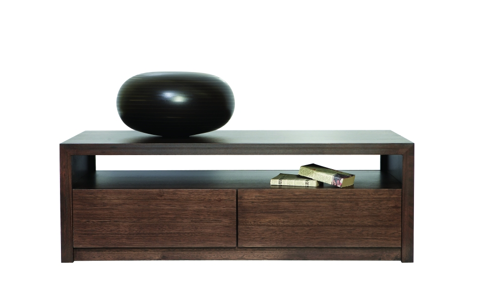 Cari coffee table with drawers